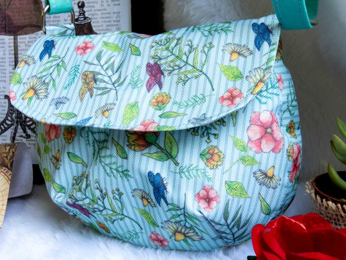 Bolsa Petit Florescer